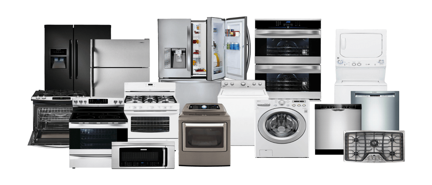 Appliance repairs of all types